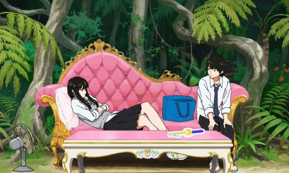 4 Fakta & Sifat Unik Nagara, Anime Sonny Boy 5