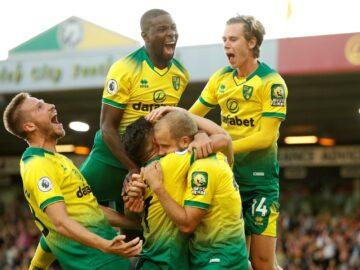 Pemain Asing Norwich City Musim 2021/2022 EPL 4