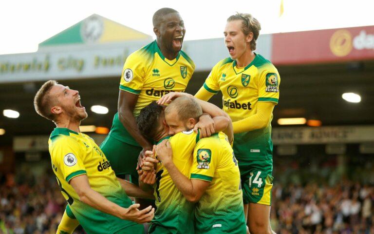 Pemain Asing Norwich City Musim 2021/2022 EPL 1
