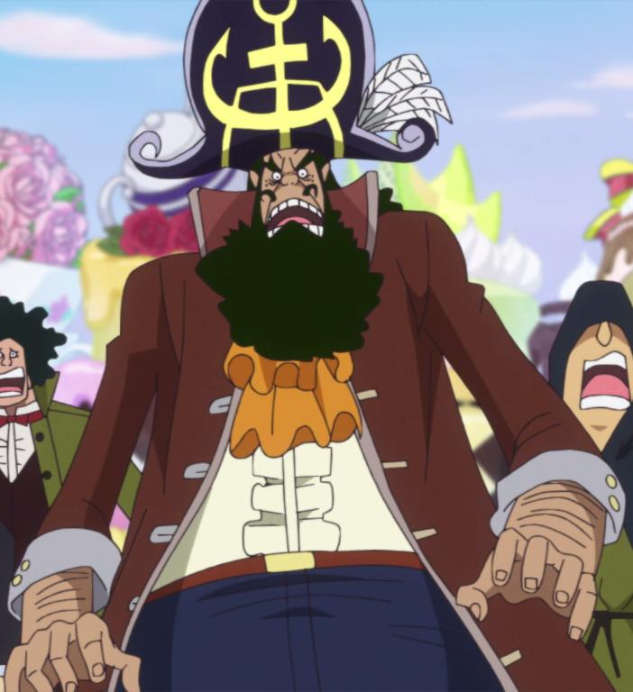 7 Karakter dalam One Piece yang Paling Misterius 9