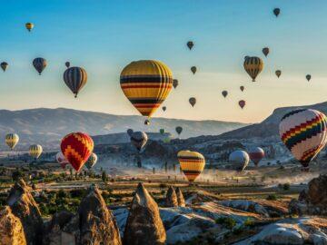 Kota Batu Ala Fred Flinstone di Cappadocia 8