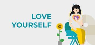 Ilustrasi mencintai diri sendiri. Foto: satupersen