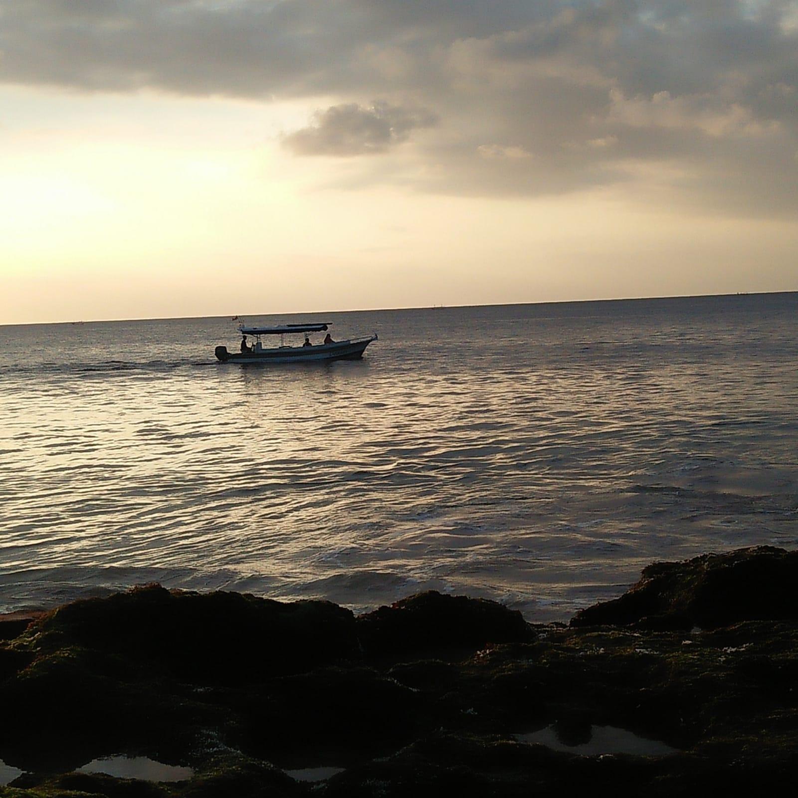 Ilustrasi Pantai Tegal Wangi Jimbaran. Foto: Gita Welastiningtias