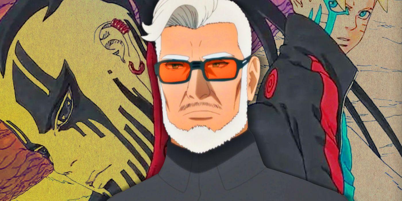 Spoiler Boruto : Naruto Next Generation Episode 212, Pengkhinatan Amado dan Koji 3
