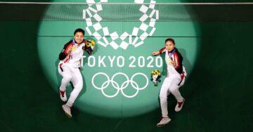 Atlet Badminton Yang Membawa Pulang Medali Emas, Olympic Tokyo 1