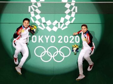 Atlet Badminton Yang Membawa Pulang Medali Emas, Olympic Tokyo 10