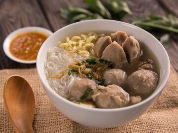 MURAH! 4 Makanan Berkuah Ini Enak Dikonsumsi Saat Flu Melanda 9