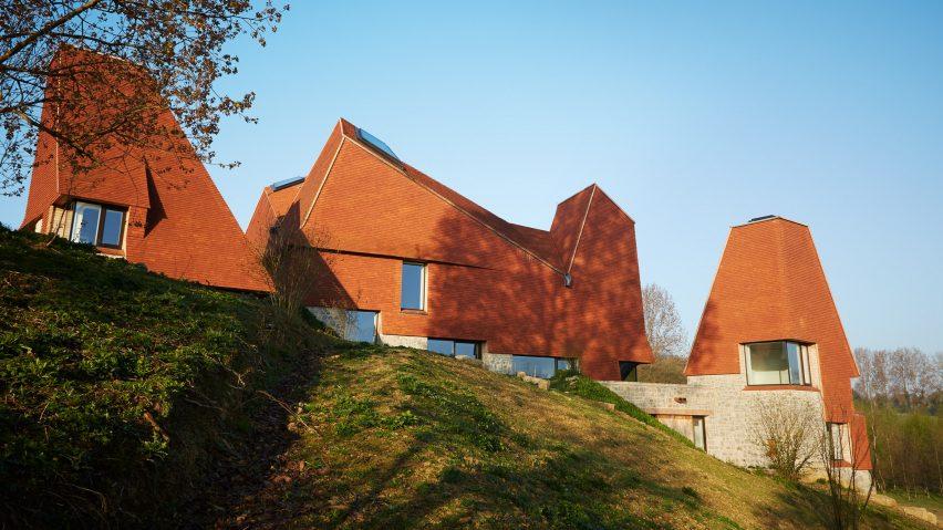 Desain Unik Bangunan Rumah Terbaik di Dunia 3