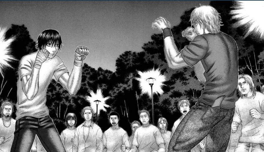 5 Manga dengan Tema Martial Arts yang Seru Untuk Kamu Ikuti 6