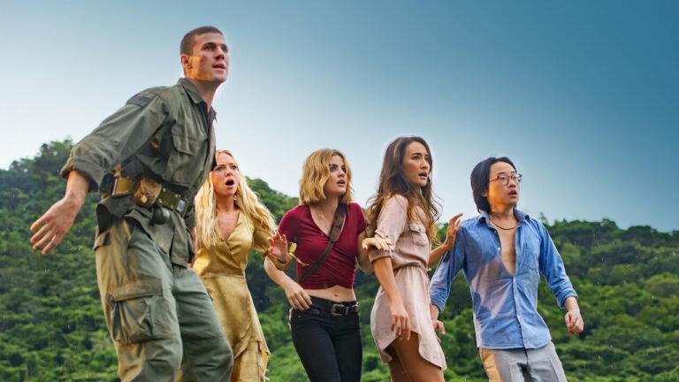 Fantasy Island (2020) Movie Review 1