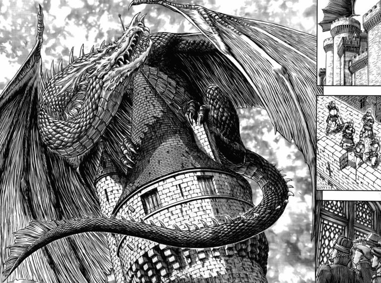 5 Rekomendasi Manga dengan Worldbuilding Terbaik 1