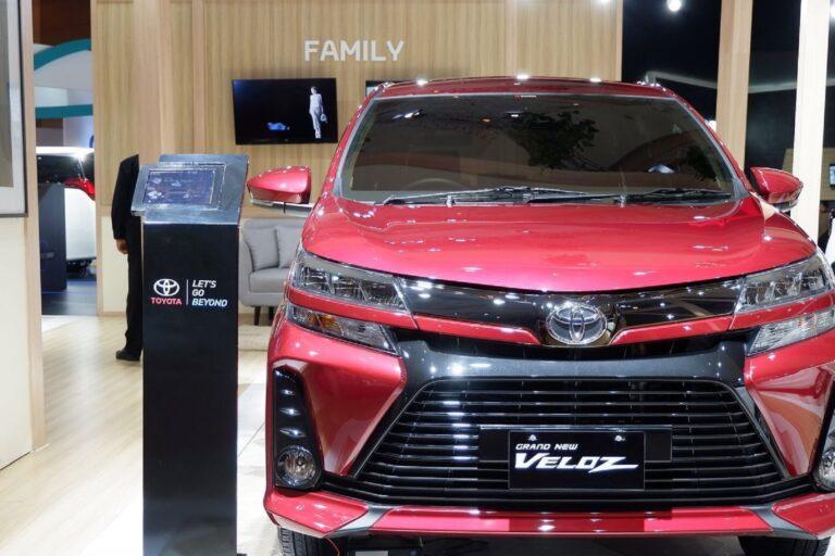 Toyota Avanza Veloz Facelift Terbaru 1