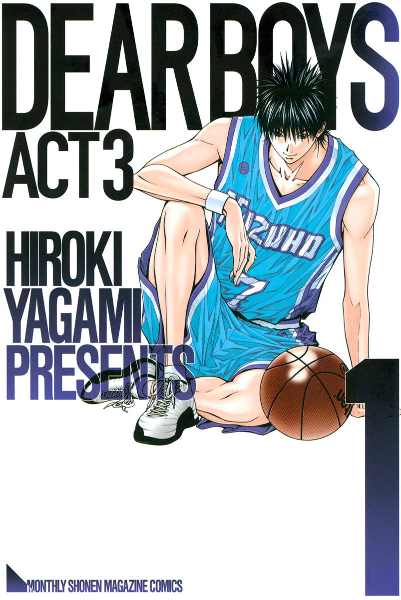 Cover Act 3 Volume 1
