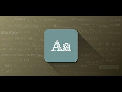 Bagaimana Cara Membuat Tampilan Font Android Kalian Jadi Beda 4