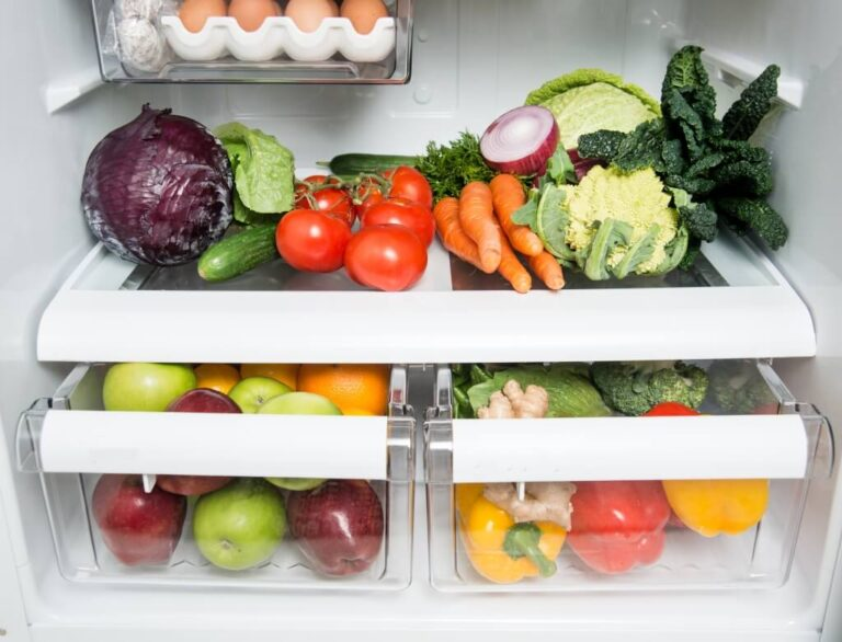 Tips Menyimpan Sayuran di Kulkas Agar Lebih Awet 1