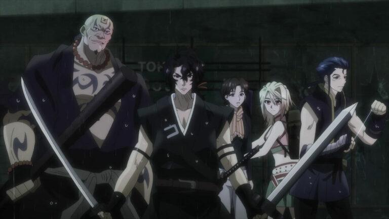 Rekomendasi TOP 3 Anime Bergenre Monster / Alien 1