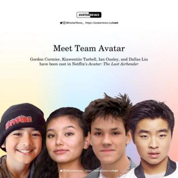 Netflix Mengganti Plot dan Umumkan Casting Avatar The Last Airbender? 7