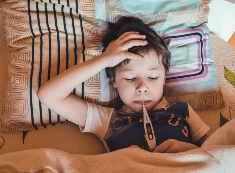Kejang Demam Pada Anak: Apa, Mengapa Dan Bagaimana? Panduan Bagi Para Orangtua 1