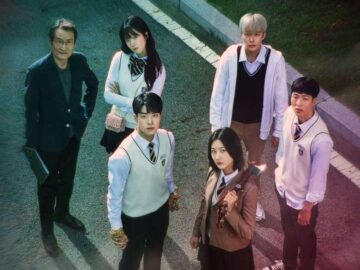 "Drama Korea ""The Great Shaman Ga Doo Shim"" Melawan Roh Jahat Pembunuh Siswa! 17"