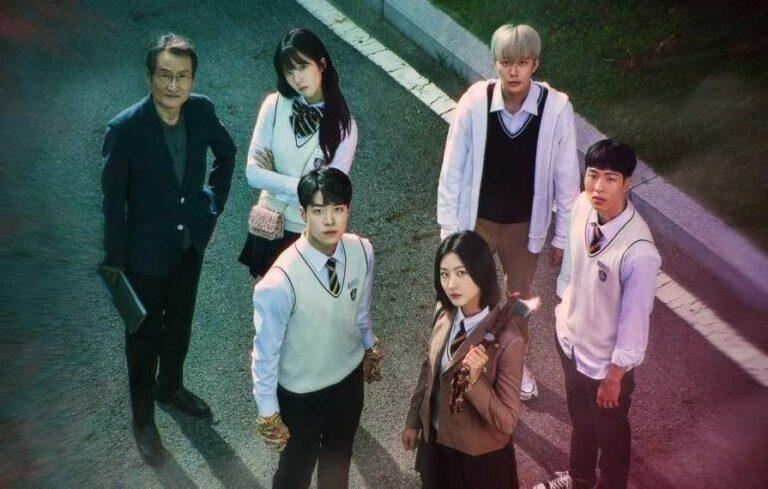 "Drama Korea ""The Great Shaman Ga Doo Shim"" Melawan Roh Jahat Pembunuh Siswa! 1"