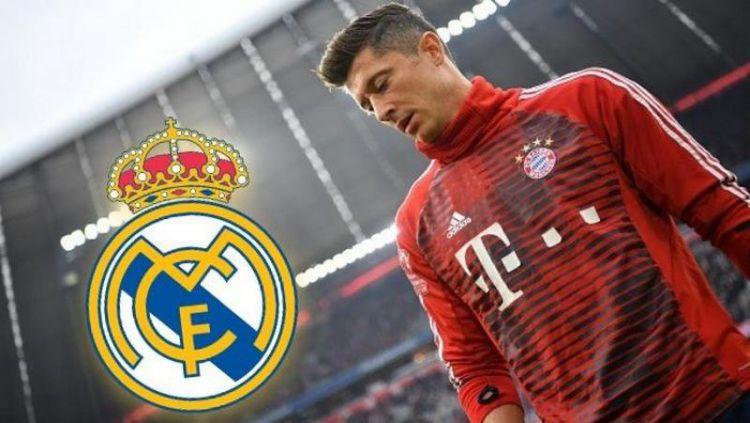 Klub Ini Yang Akan Menampung Lewandowski Jika Pergi dari Bayern Muenchen 4