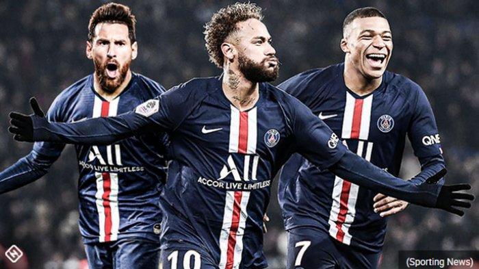 Tak Sabar Menantikan Tridente Messi, Kylian Mbappe, dan Neymar Jr 3