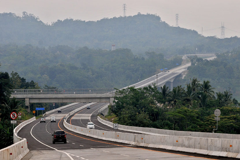 Fakta Menarik Jalan Tol Semarang-Solo, Jalan Terindah di Dunia 5