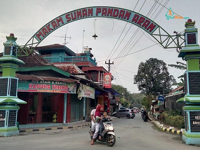 Komplek Makam Sunan Pandan Aran Klaten Bupati Pertama Semarang 3