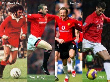 5 Pemain Hebat Manchester United dari Masa ke Masa 6