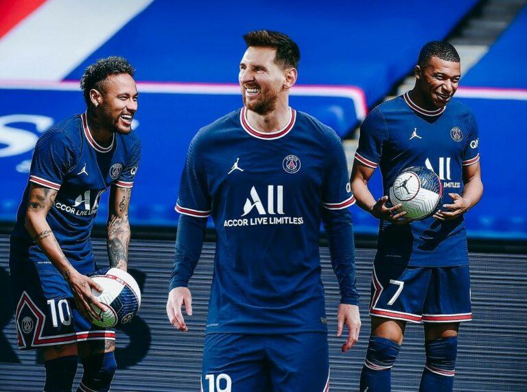 Tak Sabar Menantikan Tridente Messi, Kylian Mbappe, dan Neymar Jr 1