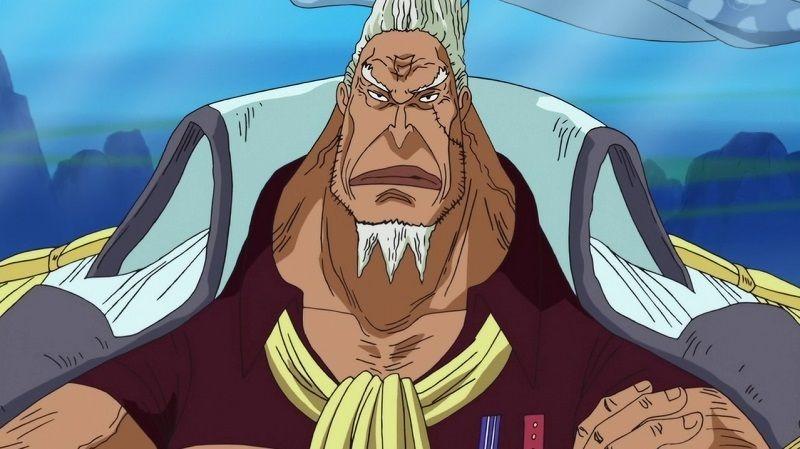 7 Karakter dalam One Piece yang Paling Misterius 8