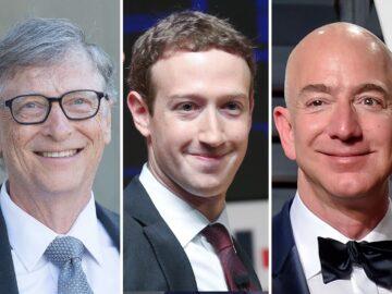 5 Orang Terkaya di Muka Bumi 2021 4