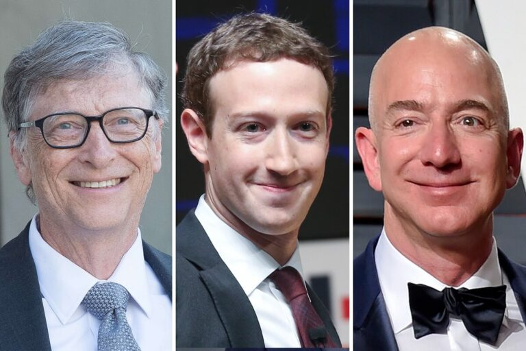 5 Orang Terkaya di Muka Bumi 2021 1