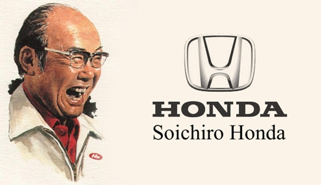 Pendiri produsen Honda