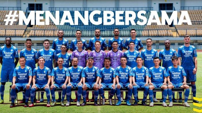 Skuad Pemain Persib Bandung Musim 2021/2022 Bertabur Bintang 8