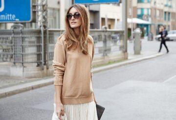Inspirasi Padu Padan Pleated Skirt 3