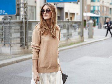 Inspirasi Padu Padan Pleated Skirt 4
