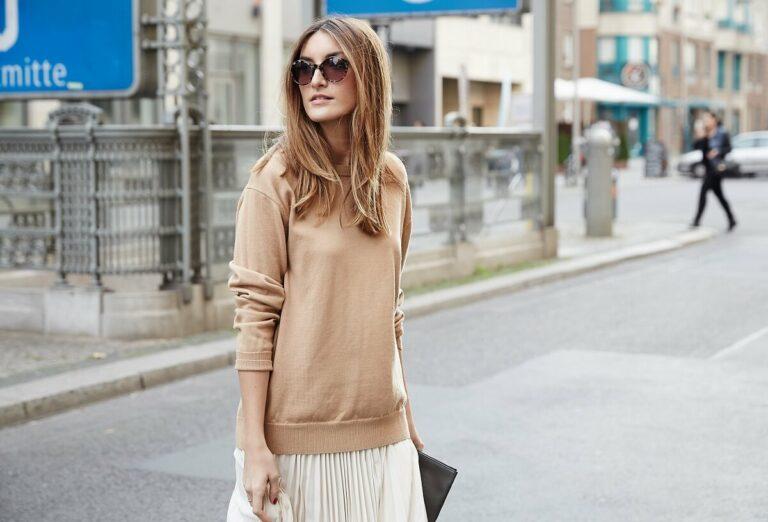 Inspirasi Padu Padan Pleated Skirt 1