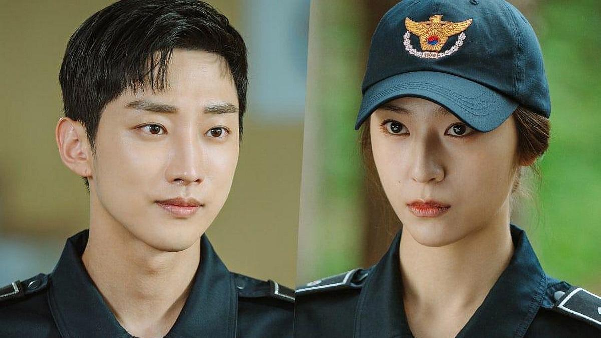 Kang Seon Ho dan Oh Kang Hee