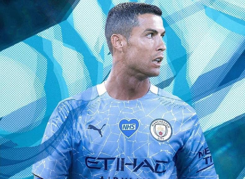 Rumor kepindahan Ronaldo ke Manchester City