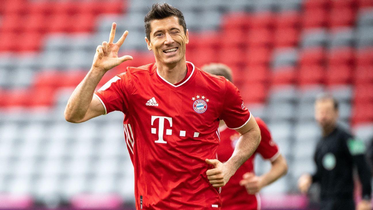 Klub Ini Yang Akan Menampung Lewandowski Jika Pergi dari Bayern Muenchen 3