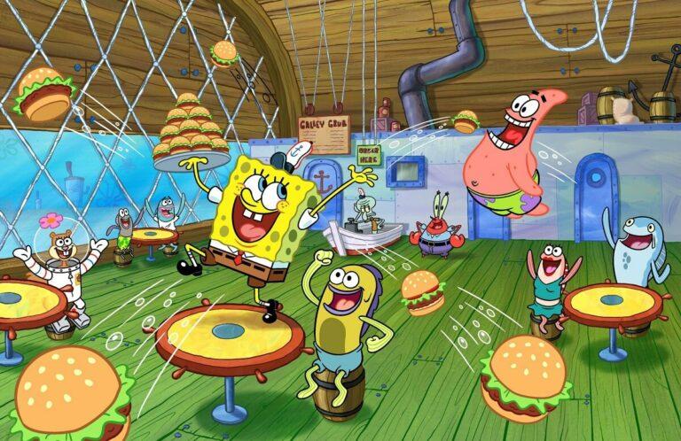 Spongebob Punya Teori Konspirasi? 1