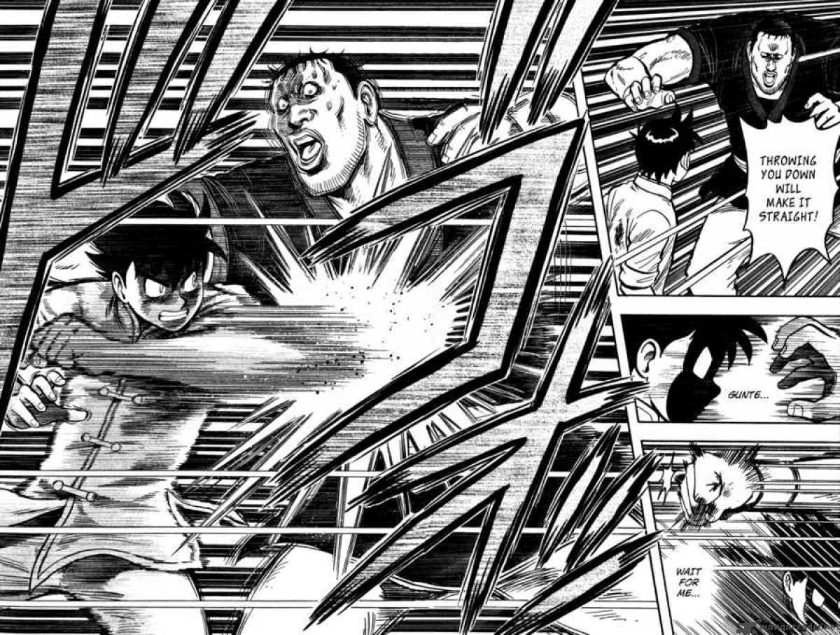 5 Manga dengan Tema Martial Arts yang Seru Untuk Kamu Ikuti 4