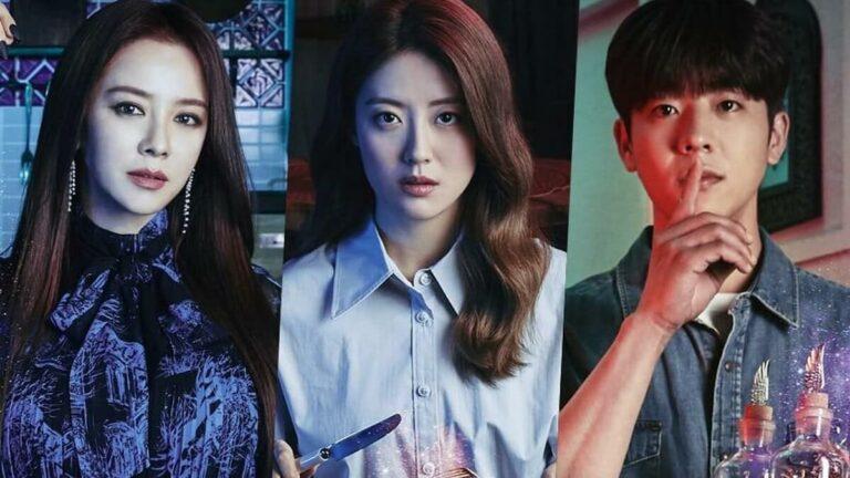 "Hati-hati dengan Keinginan! Drama Korea Seru ""The Witch's Diner"" 1"