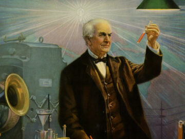 Biografi Penemu Bola Pijar Thomas Alva Edison 4