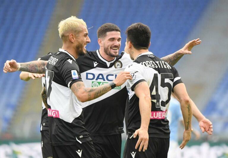 Alasan Udinese Tetap Konsisten di Serie A 1