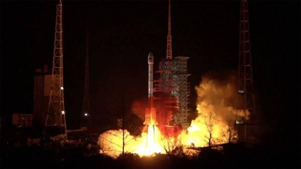 Kronologis Meledaknya Satelit China Saat di Luncurkan 3