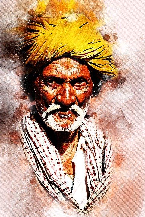 Tiga Karya Seni Rupa Memukau di India 5