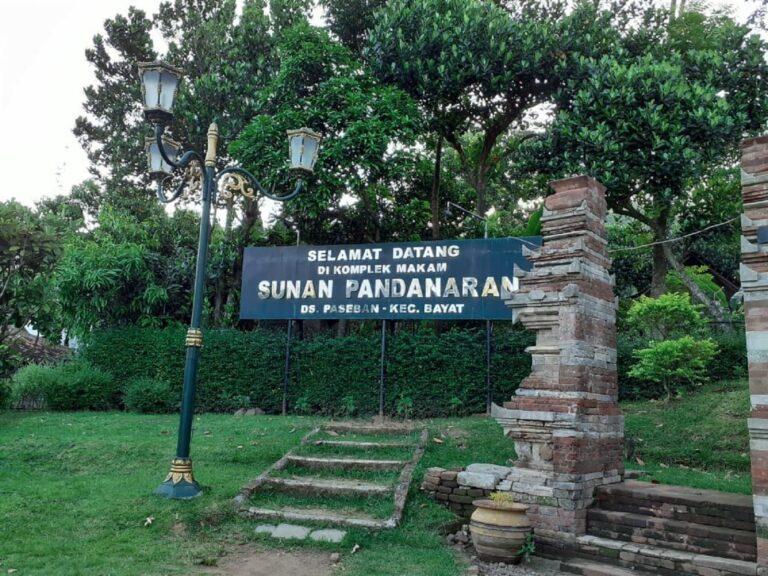 Komplek Makam Sunan Pandan Aran Klaten Bupati Pertama Semarang 1