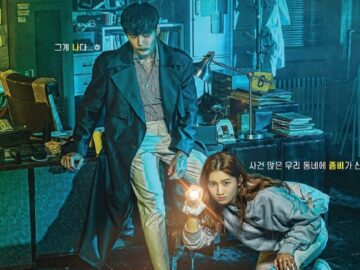 "Drama Korea ""Zombie Detective"", Zombie yang Suka Pakai BB Cream 15"